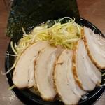 横浜家系ラーメン 大井商店マックス -