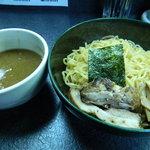らーめん神田 山形家 - ミックスつけ麺