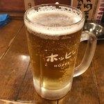 たつや - ホッピー470円
