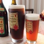燻製201号室 - ドリンク写真:★燻製ビール★一度飲むとクセになります