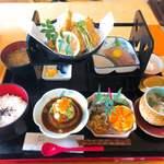 kitchen Sangria - 選べる松花堂御膳 850円