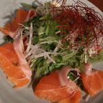 Shinzan - 信州サーモンと野菜とのサラダ仕立