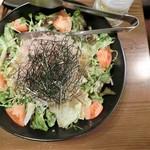 Ikkou - 豆腐サラダ