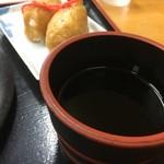 三よし - 出汁は高松ぽいバランスに良質なお醤油の風味