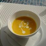 Rcafe at Marina - スープ