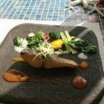 Rcafe at Marina - 魚のメイン