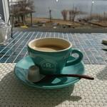 Rcafe at Marina - コーヒー