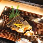 79772584 - 煮魚