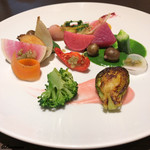 Yui - いろいろ野菜のサラダ