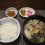 九兵衛旅館 - 食事