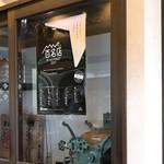 79777477 - 製麺室には100名店ポスター