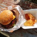 Cafe&Hamburger Ra-maru - 料理写真: