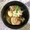 製麺rabo - 料理写真:塩ラーメン(750円)&味付玉子(100円)