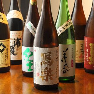 【串揚げ×日本酒】がベストマッチ◎種類豊富で大好評♪