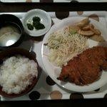 ダンケ - チキンカツ定食