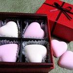 三友堂 - 「ハート和三盆糖」 宝石箱のようなパッケージで、バレンタインやご婚礼の引き菓子に人気