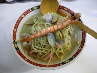 久留米札幌ラーメン - 海鮮ちゃんぽん