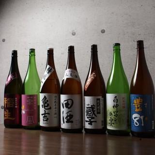 関東では入手困難な青森県の日本酒