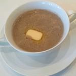 ラ・シルフィード - スープ