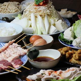 すき焼き+プルコギ=すきプル鍋!美味しいとこどりのお鍋です◎