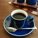 Gallery Cafe 群青 - ドリンク写真:「群青ブレンド」