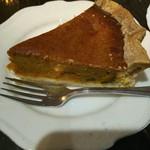カフェ GOTO - パンプキンパイ