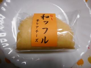 川越菓舗 道灌 - 芋むしパン¥115-