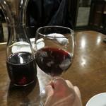 レストラン 吉甚 - 2人以上ならクーポンでデキャンタワインが