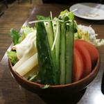 レストラン 吉甚 - コンビネーションサラダ 480円