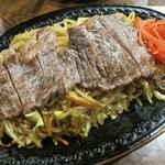 レストラン 吉甚 - ステーキ焼きソバ 790円