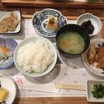 古湯キッチン10 - 小鉢いっぱい♡