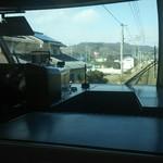 売店 しなの - 一路、長野駅目指して!