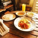 マーチンカフェ - 日替わりランチ