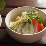 マーチンカフェ - サラダ