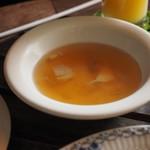 マーチンカフェ - スープ