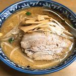 つけ麺 成屋 - 料理写真:名物!濃厚北海道味噌ラーメン