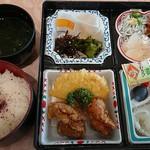 レストラン 海峡楼 ミラドール - 千鳥弁当(税込み1080円)