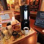 英国パブブービーズ - サービスのコーヒー