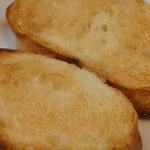 カフェ シードオブライフ - 日替りパスタ パン