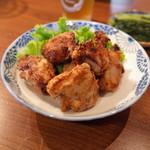 ザ ファームハウス - 信州鶏の塩麹唐揚げ 普通サイズ