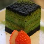 田頭茶舗 - 料理写真:プレミアムショートケーキ