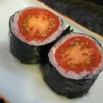 寿司奴 - トマト巻き   250円