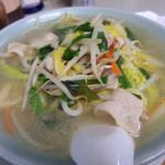 79792206 - タンメン太麺(750円)