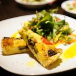 エムナチュール - Special Dinner Course (本日のキッシュ、スモークサーモンのマリネ)