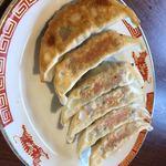紅虎餃子房 - 焼き餃子