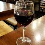 大衆ワイン酒場バルバル - サンジョベーゼ:580全税別