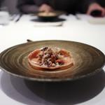 かわ村 - 2018年1月再訪:セイコ蟹とジュレ☆