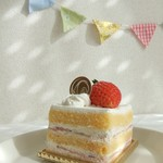アトリエコータ - 好みのショートケーキでした♡