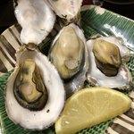 くいどうらく - 2017.12.27  焼き牡蠣