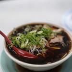 新福菜館 - 料理写真:中華そば小600円